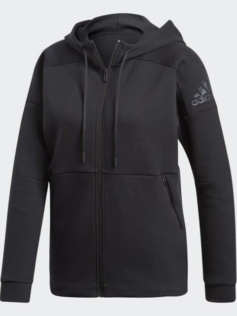 Толстовка черная Adidas 4829685