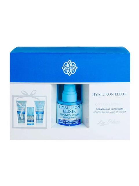 Набір подарунковий № 2 Hyaluron Elixir (135 г) Liv Delano 4877079