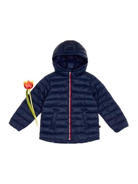 Куртка синяя Benetton 4864541