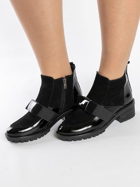 Ботинки черные АМ 4872577