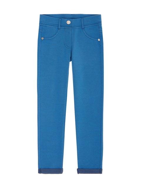 Брюки синие Benetton 4864699