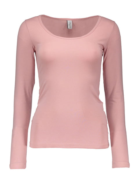 Лонгслив розовый Piazza Italia 4874419