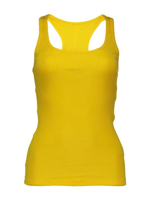 Майка жовта Piazza Italia 4874519