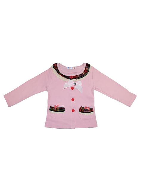 Кофта розовая HEXING 4879780