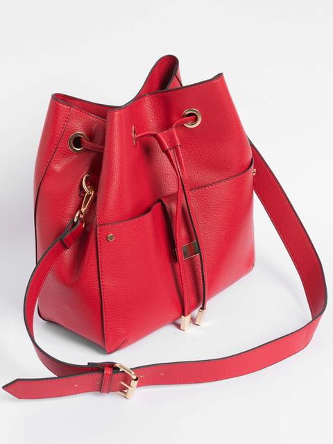 Сумка красная Orsay 4876470