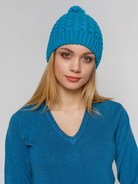 Шапка блакитна Arber 4855306