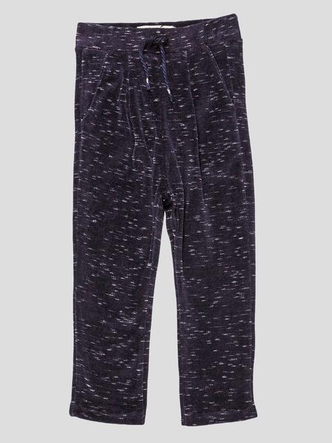 Штани чорні меланжеві Zara Kids 4505851