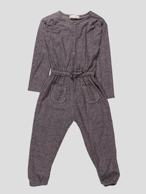 Комбинезон серый Zara Kids 3277740