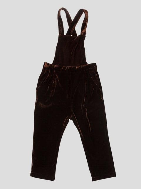 Комбінезон коричневий Zara Kids 2776271
