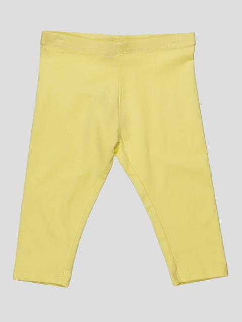 Легінси жовті Zara Kids 2041695