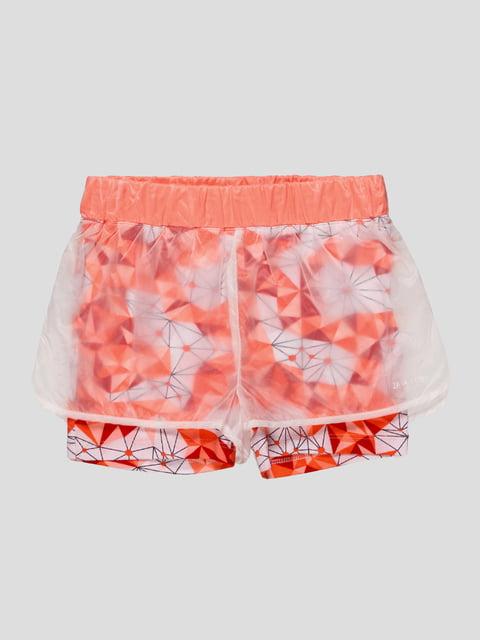 Шорти помаранчеві з принтом Zara Kids 3265317