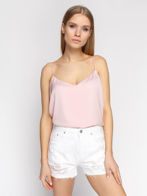 Майка розовая Pimkie 4871515