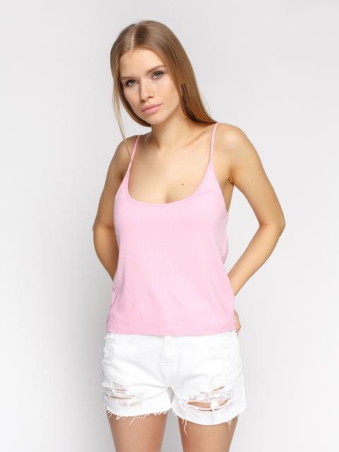 Майка розовая Pimkie 4871220