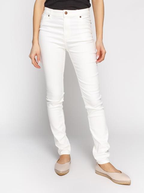 Брюки белые H&M 4872459
