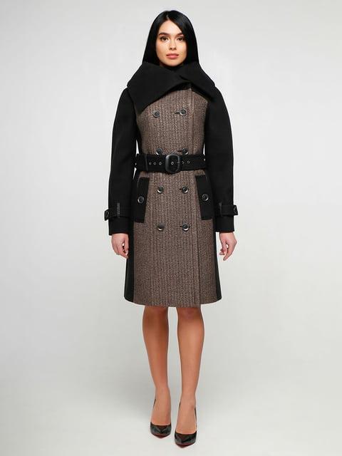 Пальто двухцветное Favoritti 4886132