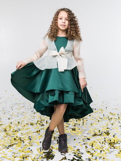 Жакет молочного кольору Malyna 4886280