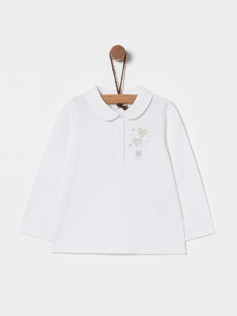 Блуза біла Oviesse 4886430