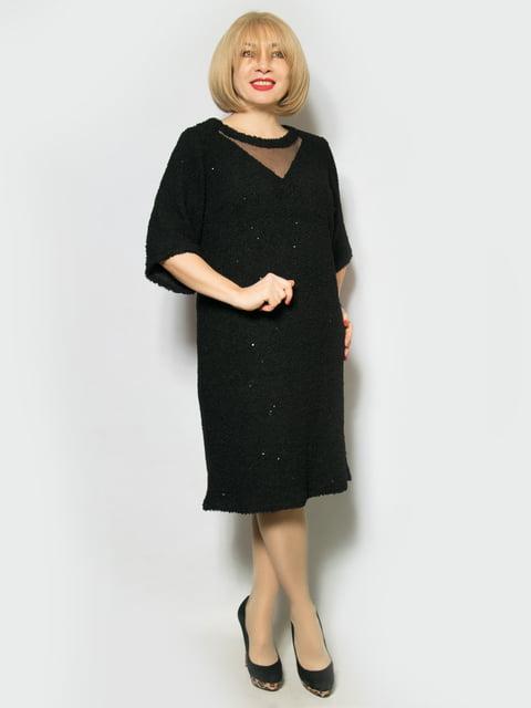 Платье черное LibeAmore 4887314