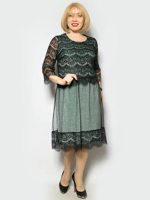 Сукня зелена LibeAmore 4887316