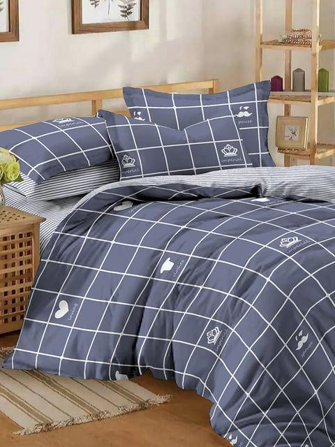 Комплект постельного белья двуспальный (евро) Криспол 4886707