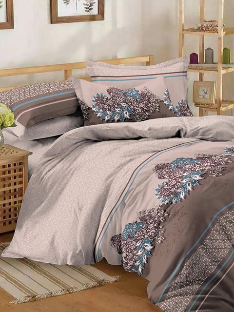 Комплект постельного белья двуспальный (евро) Криспол 4886709