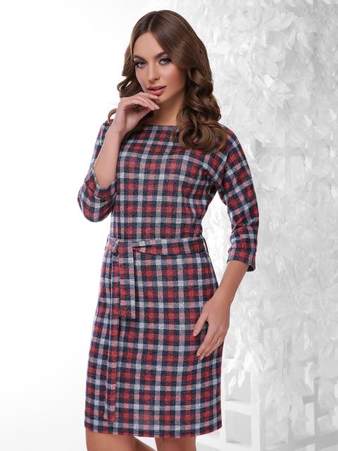 Платье в клетку MarSe 4886400