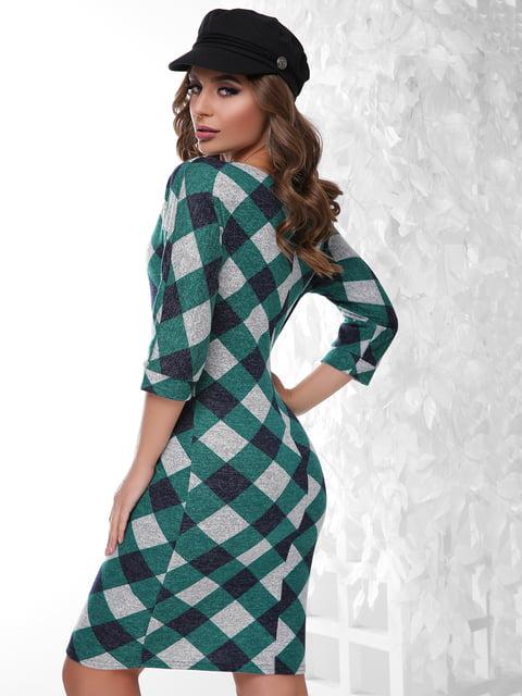 Платье в клетку MarSe 4886402
