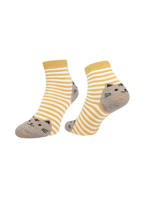 Шкарпетки в смужку Flex 4887655