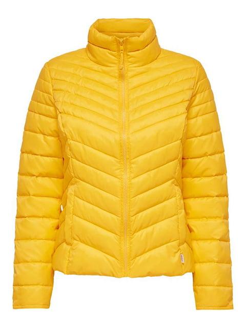 Куртка жовта Only 4862052