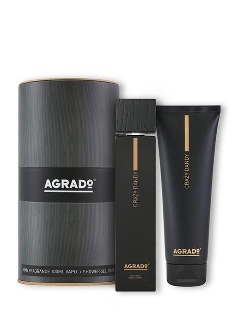 Тубус подарунковий для чоловіків Crazy Dandy Agrado 4888853