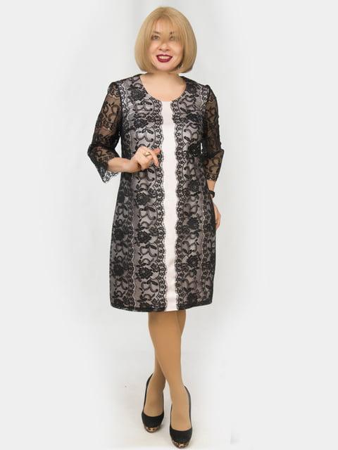 Платье черное LibeAmore 4888864