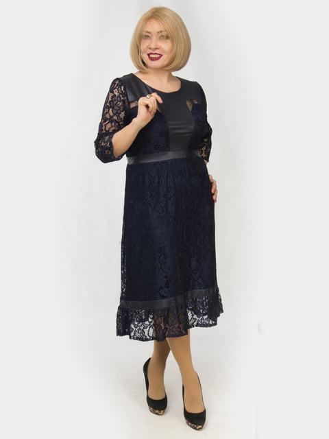 Сукня синя LibeAmore 4888874