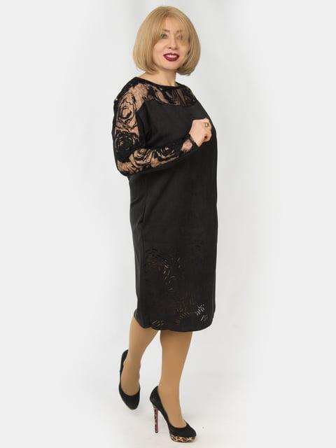 Платье черное LibeAmore 4888879