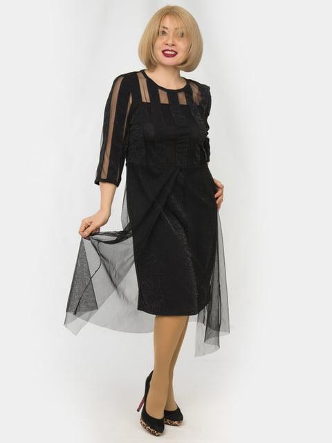 Платье черное LibeAmore 4888927