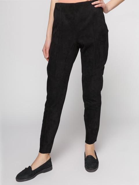 Штани чорні Zara 4874715