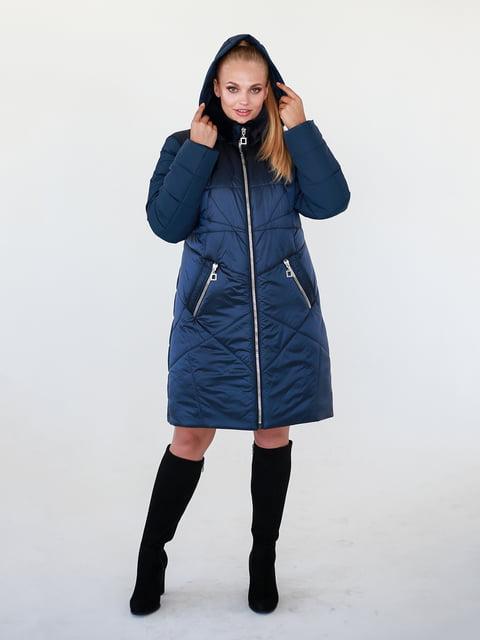 Пальто синє Waukeen 4888189