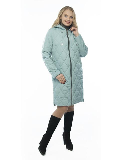 Пальто блакитне Waukeen 4888164