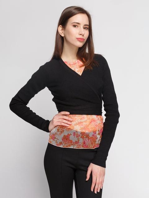 Болеро чорне Zara 4874961