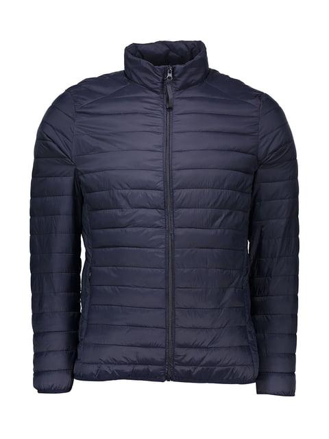 Куртка синяя Piazza Italia 4879487