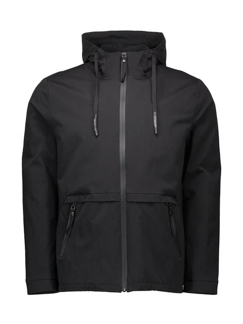 Куртка черная Piazza Italia 4879634