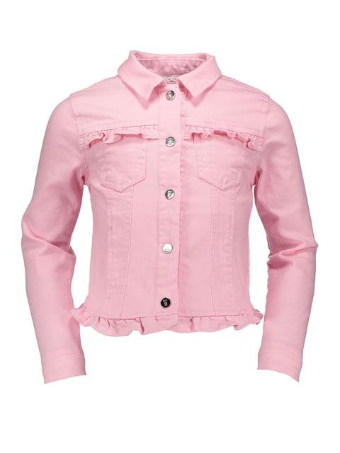 Куртка розовая Piazza Italia 4890092