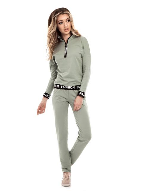 Костюм: джемпер и брюки Exclusive. 4890732