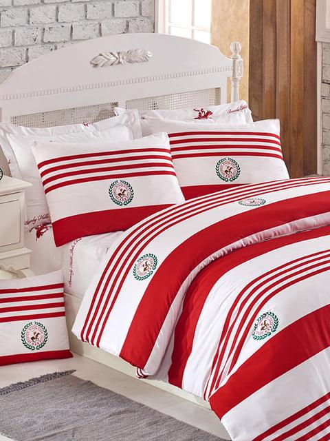 Комплект постільної білизни полуторний Beverly Hills Polo Club 4842668