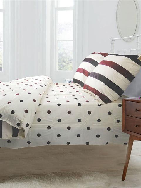 Комплект постільної білизни двоспальний (євро) At Home 4888618