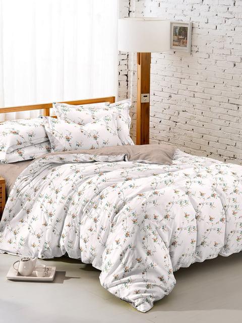 Комплект постільної білизни двоспальний (євро) At Home 4888628