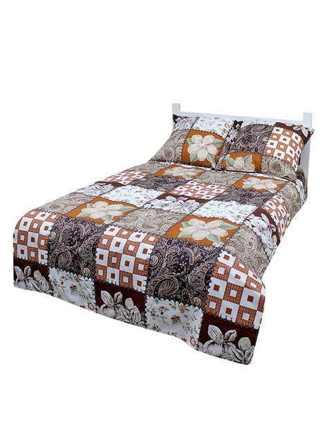 Комплект постільної білизни двоспальний At Home 4891628