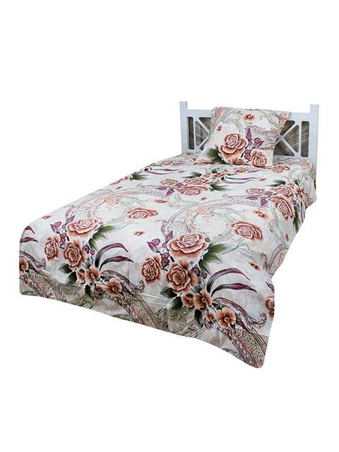 Комплект постільної білизни двоспальний (євро) At Home 4891641