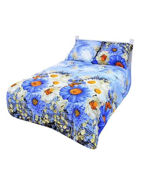 Комплект постільної білизни двоспальний (євро) At Home 4891649
