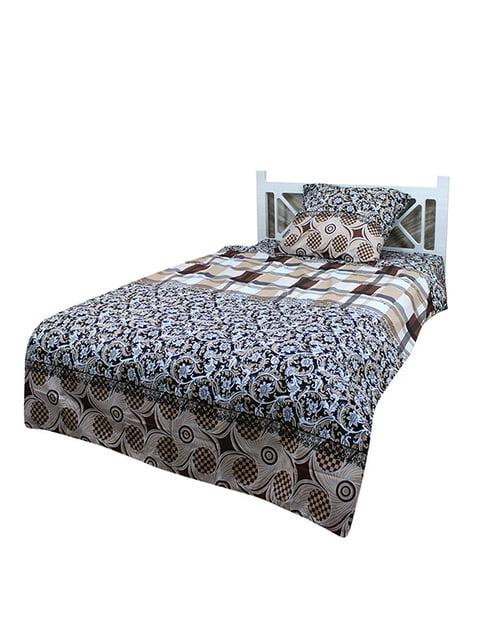 Комплект постільної білизни полуторний At Home 4891661