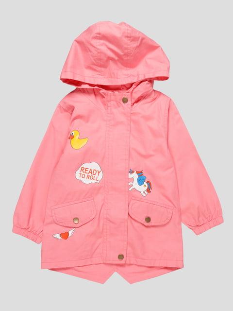 Ветровка розовая ZCLA Baby 4889947